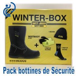 PACK Bottines de Sécurité Spécial Hiver II