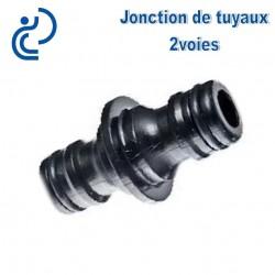 Jonction de tuyaux 2 voies
