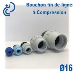bouchon compression d16