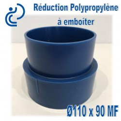 Réduction d'adaptation à emboîter 110/90 MF