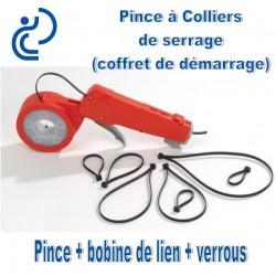 PINCE A COLLIER DE CERCLAGE + 15 ML DE LIEN + VERROUS