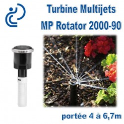 Turbine Multijets MP ROTATOR 2000H90