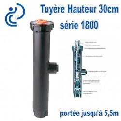 Tuyère escamotable Hauteur 30cm