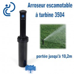 "ARROSEUR A TURBINE 1/2"" 3504 RAINBIRD"