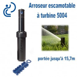 ARROSEUR A TURBINE 5004 RAINBIRD