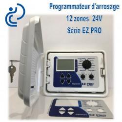 Programmateur d'arrosage 12 Zones 24V EZ PRO 8682