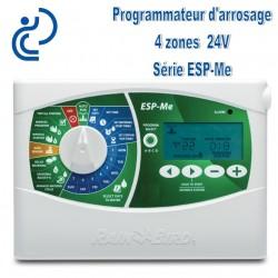 Programmateur d'arrosage 4 Zones ESP-ME