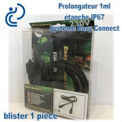 prolongateur 1ml IP67 système Easy Connect