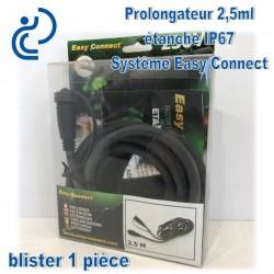 prolongateur 2.5ml IP67 système Easy Connect