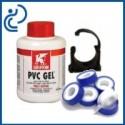 Accessoires PVC Pression