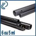 Tube PVC Pression en Standard 6 ou 5 mètres