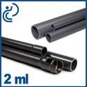 Tube PVC Pression en longueur de 2 mètres